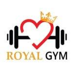 royal gym split logo